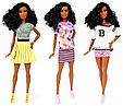 """Barbie """"Игра с модой"""" Кукла Барби - Брюнетка с набором одежды, #34, фото 6"""