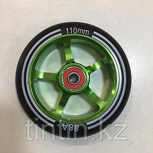 Колесо для трюкового самоката, 110 мм, алюминий