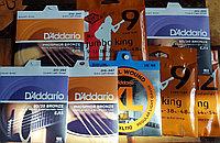 Струны DAddario, RotoSound в ассортименте