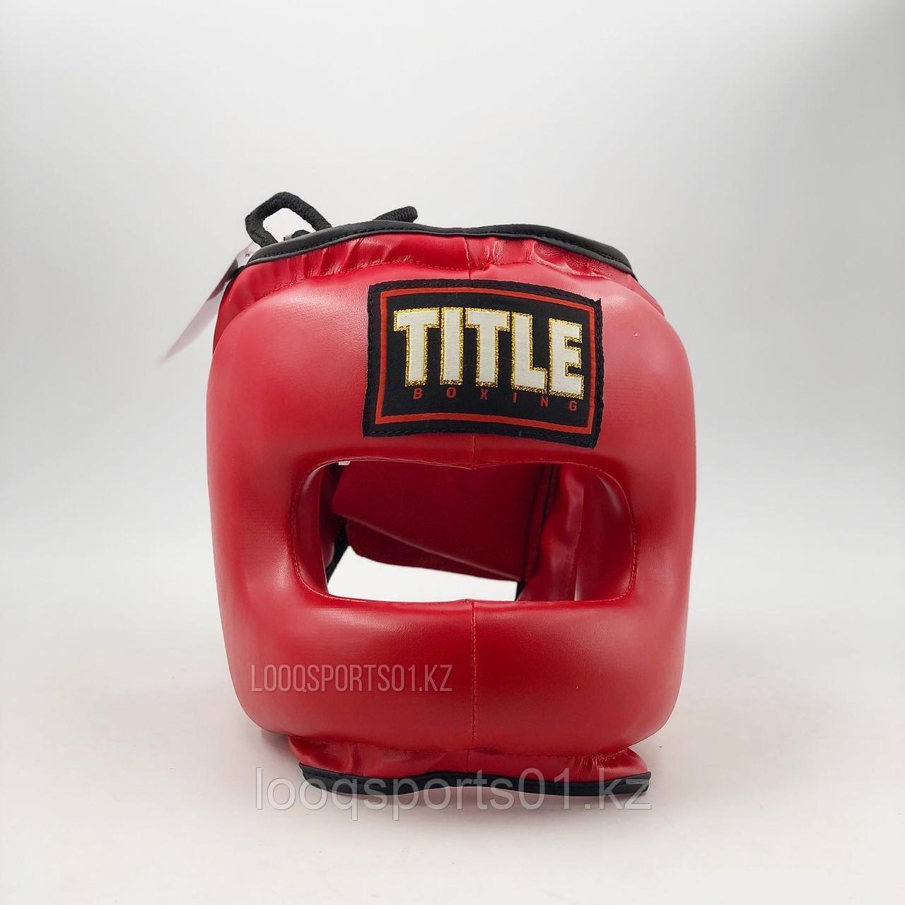 Боксерский шлем с бампером (закрытый шлем для единоборств