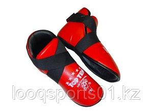 Защита стопы футы для единоборств (кикбоксинг, каратэ,тхэквондо)