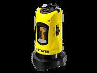 Лазерный нивелир STAYER