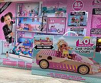 Дома и транспорт для кукол ЛОЛ