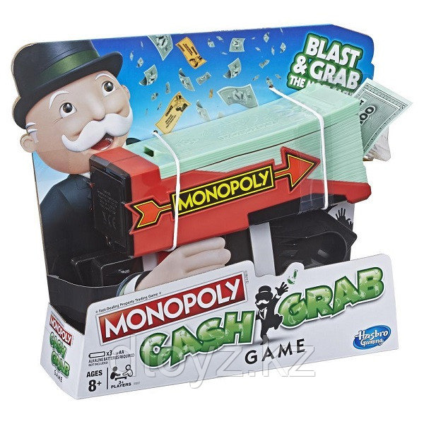Hasbro: Монополия Деньги на воздух E3037