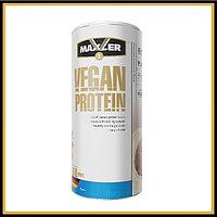 Maxler Vegan Protein 450гр (яблоко-корица)