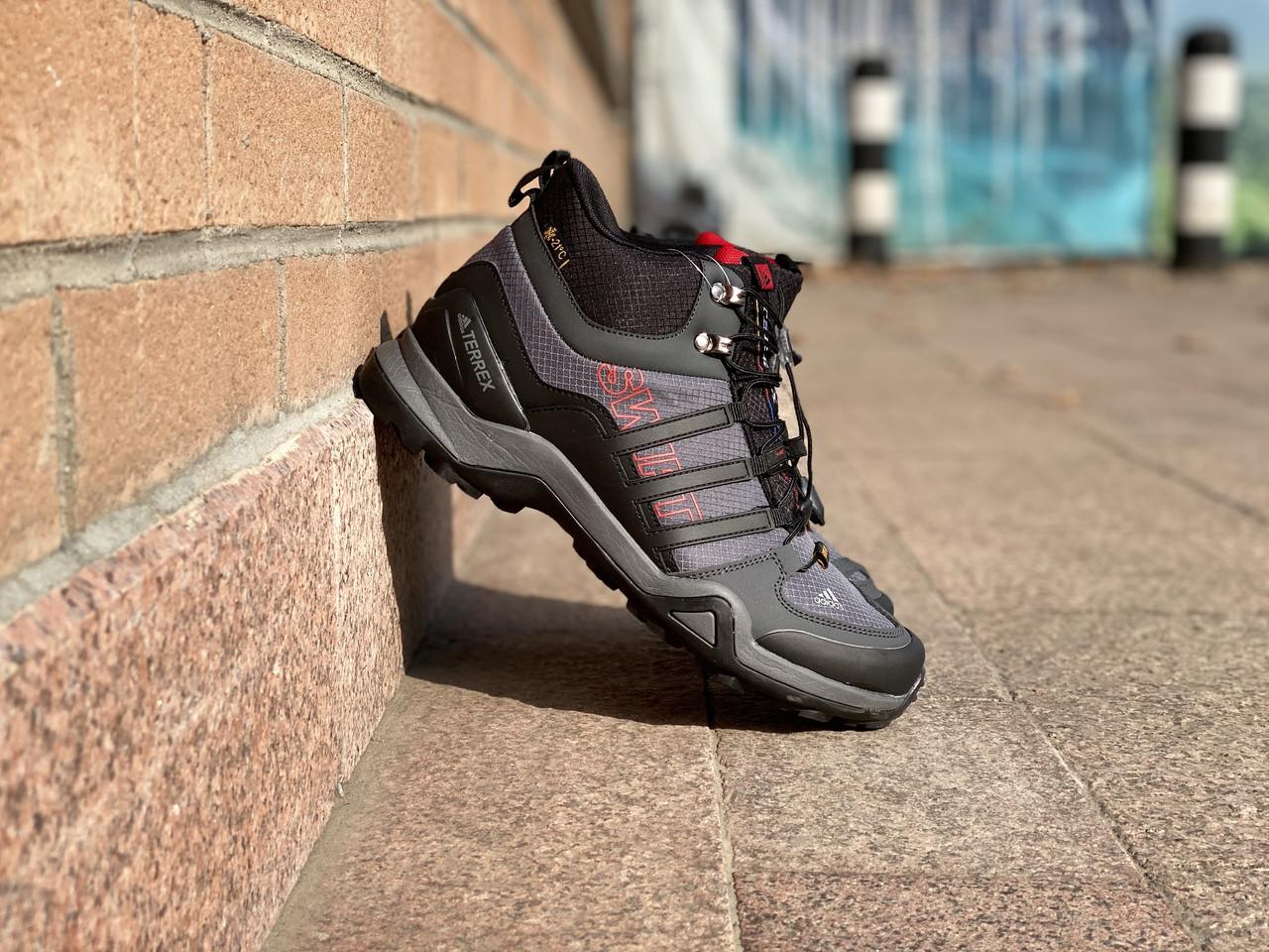 Кроссовки зимние Adidas Terrex GTX 455 (Gore-Tex) - фото 2