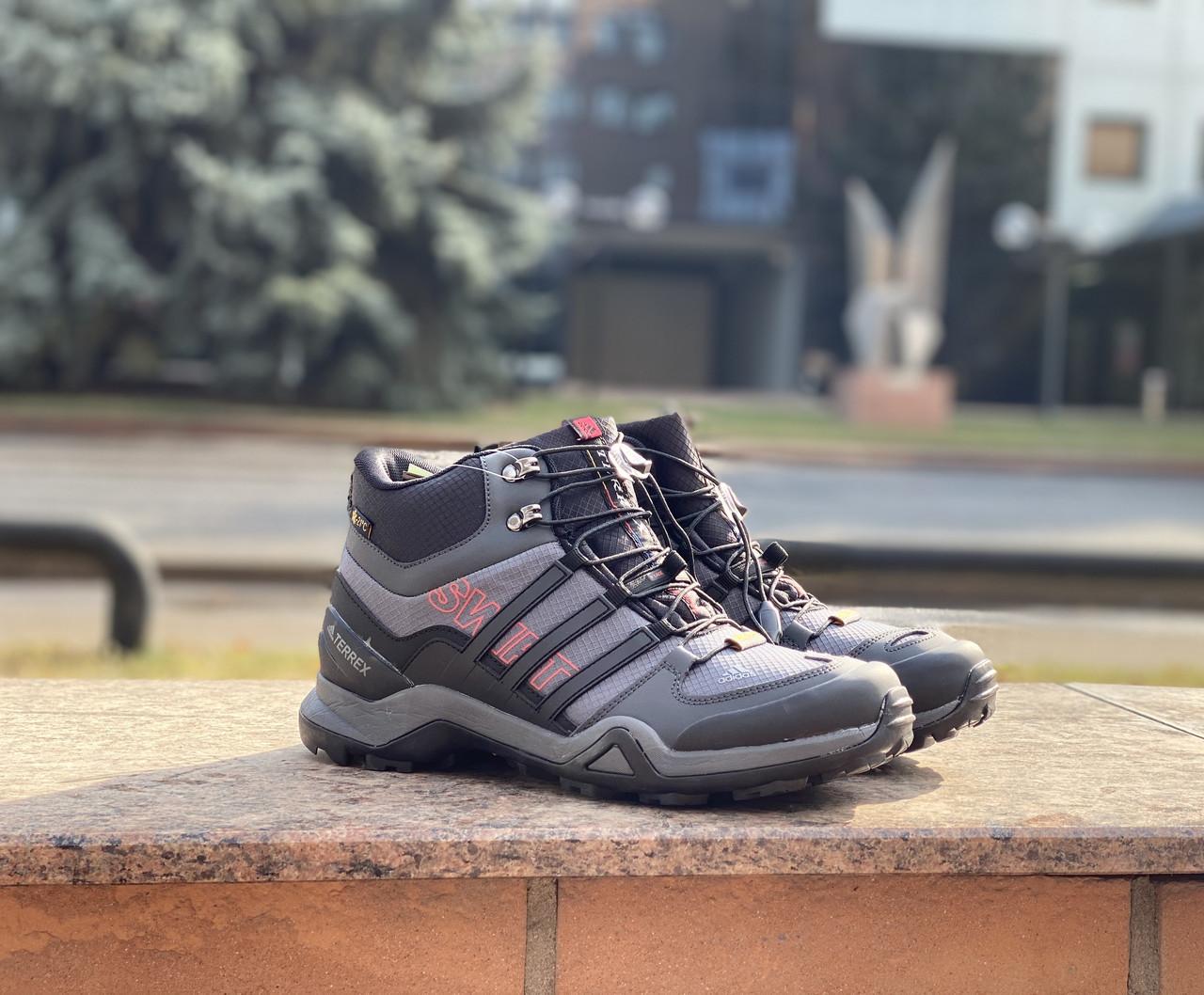 Кроссовки зимние Adidas Terrex GTX 455 (Gore-Tex) - фото 7