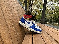 Баскетбольные кроссовки Nike Air Jordan 1 Union Los Angeles