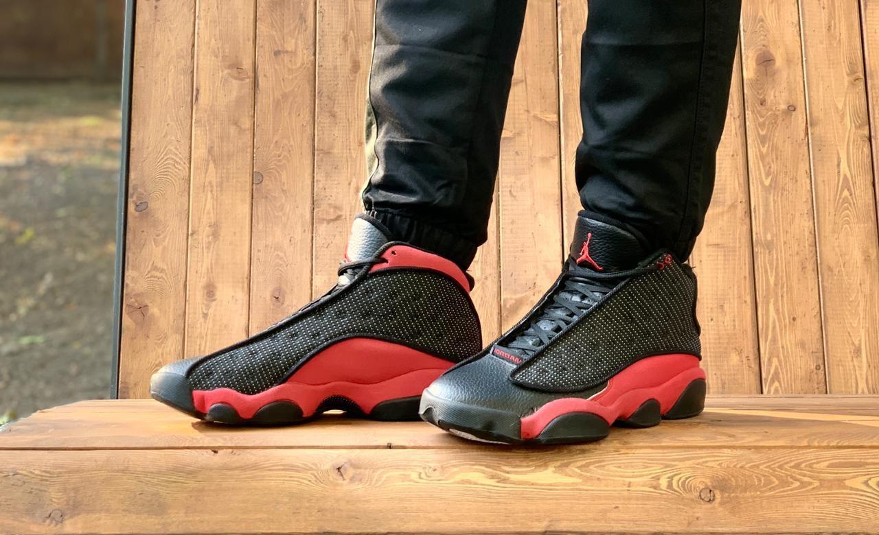 Баскетбольные кроссовки Nike Air Jordan 13 Retro