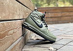 Кроссовки Nike Lunar Force 17 (Khaki) Евро-Зима, фото 2