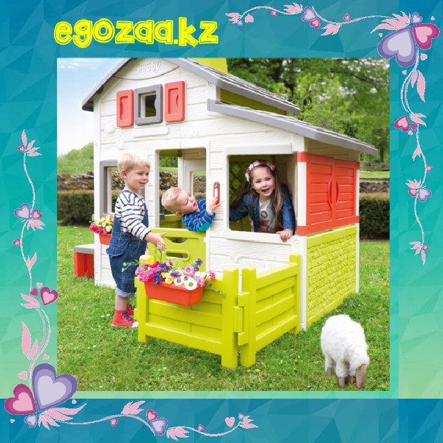 Детский игровой домик Smoby
