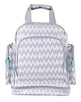 Konig Kids: сумка для мамы 3 отделения + доп.секция