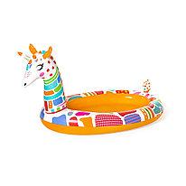 Детский надувной бассейн Groovy Giraffe 266 x 157 x 127 см  BESTWAY  53089