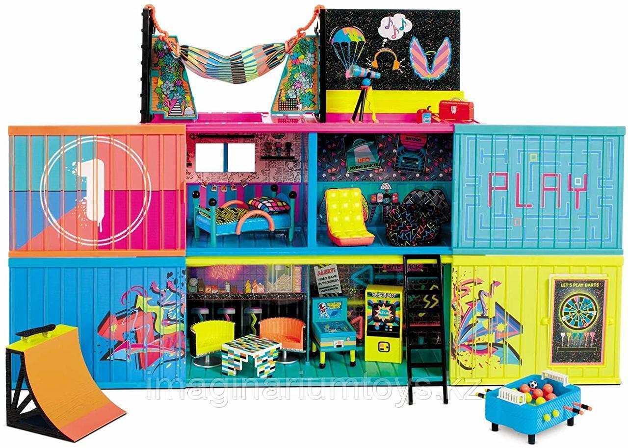 Большой набор клубный дом LOL Surprise 40+ сюрпризов - фото 1