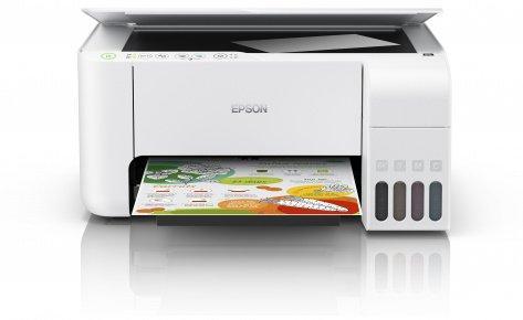 МФУ Epson L3156 фабрика печати