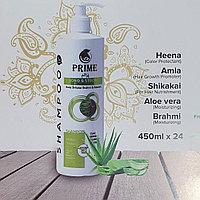 Шампунь Шикакай, Брахми, Алое-вера Прайм (Long and Strong for oily hair PRIME), 450 мл