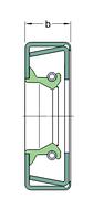 CR 70X92X11 CRWH1R   Манжетное уплотнение SKF