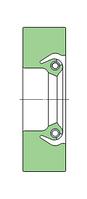 CR 260x290x16 HS8 R   манжетное уплотнение SKF