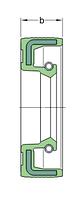20x26x4   манжетное уплотнение SKF