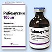 Рибомустин (Ribomustine) бендамустин (bendamustine) 25 мг, 100 мг  (Европа), фото 2