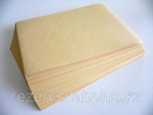 Бумага упаковочная влагопрочная ВП с бурым оттенком, ГОЗНАК, в ролях