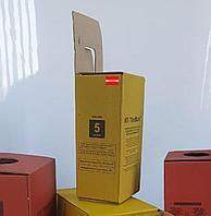 Коробка 5л для сбора и утилизации медицинских отходов Красный/Желтый, фото 1