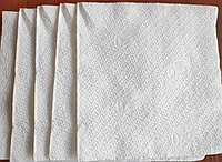 С укладка (V укладка) - салфетки и туалетная бумага