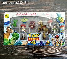 Toy Story 4.Фигурки персонажей - История игрушек 4