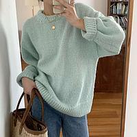Женская кофта , мятный цвет XL