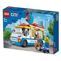 "Конструктор Lego City ""Грузовик мороженщика"""