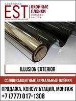 Солнцезащитные пленки одностор. видимости ILLUSION наружка.