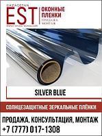 Cолнцезащитные зеркальные пленки Silver Blue 20