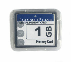 Карта памяти CompactFlash 1Gb