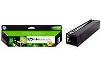 HP CN625AE Black Ink Cartridge №970XL for OfficeJet Pro X476dw/X576dw/ X451dw, up to 9200 pages.