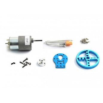Комплектующий набор Makeblock мотор в наборе с колесиком 37мм 95012