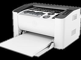Принтер лазерный HP 4ZB78A Laser 107w Printer, A4, 1200x1200dpi, Hi-Speed USB 2.0 port