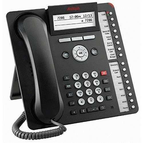 Телефон ip Avaya IP PHONE 1616-I IP DESKPHONE ICON ONLY