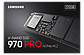 Накопитель на жестком магнитном диске Samsung Твердотельный накопитель SSD Samsung 970 PRO M.2 512 GB, фото 2