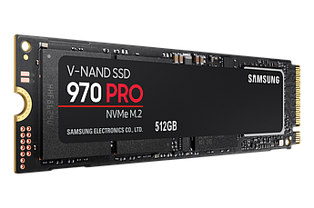 Накопитель на жестком магнитном диске Samsung Твердотельный накопитель SSD Samsung 970 PRO M.2 512 GB