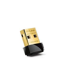 TP-Link TL-WN725N(RU) Беспроводной Nano USB-адаптер серии N, скорость до 150 Мбит/с