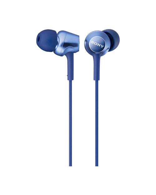 Наушники-вкладыши Sony MDREX250APLI.E, синий