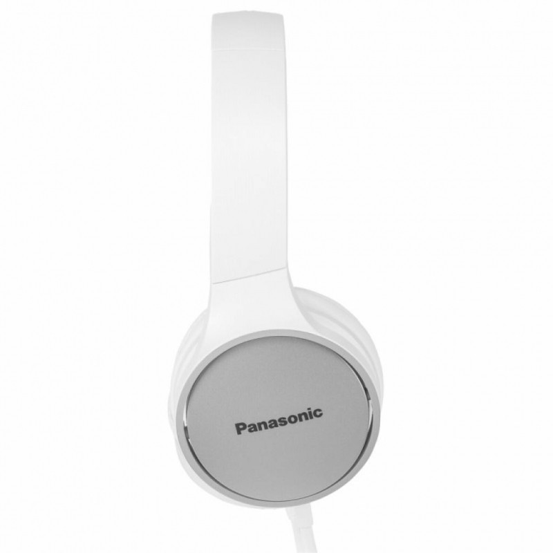Наушники-накладные проводные Panasonic RP-HF300GC-W белый