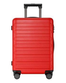 Чемодан Xiaomi 90FUN Manhattan Luggage 24' dark red