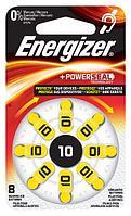 Элемент питания Energizer  Hearing Zinc Air10 PS TL8