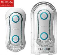 TENGA Стимулятор Flip ORB синий, фото 1