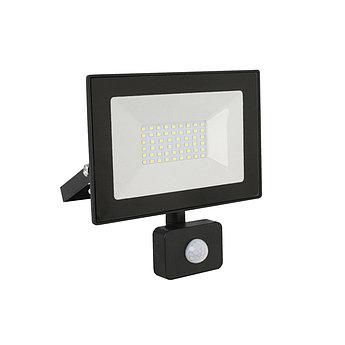 Прожектор LED с датчиком Ultraflash LFL-2002S C02 (20Вт., 6500К)