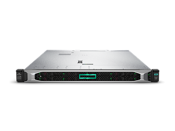 Сервер HPE HPE ProLiant DL360 Gen10 4210 2.2GHz 10-core 1P 16GB-R P408i-a 8SFF 500W PS Server
