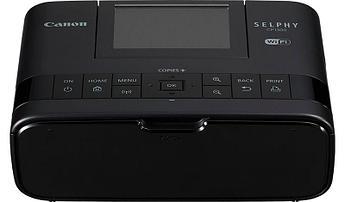 Фотопринтер Canon SELPHY CP1300 BLACK (2234C011)
