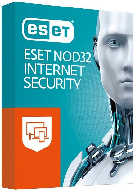 Программное обеспечение Eset/ESET NOD32 Internet Security – лицензия на 1 год на 5 устройств