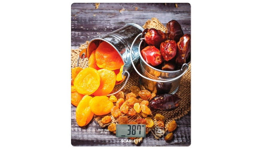 Весы кухонные Scarlett SC-KS57P33